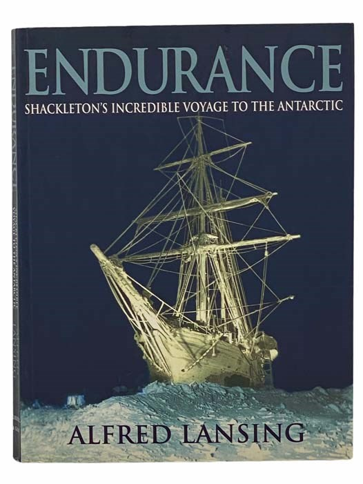 Image for Endurance: Shackleton's Incredible Voyage to the Antarctic