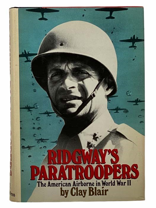 Image for Ridgway's Paratroopers: The American Airborne in World War II