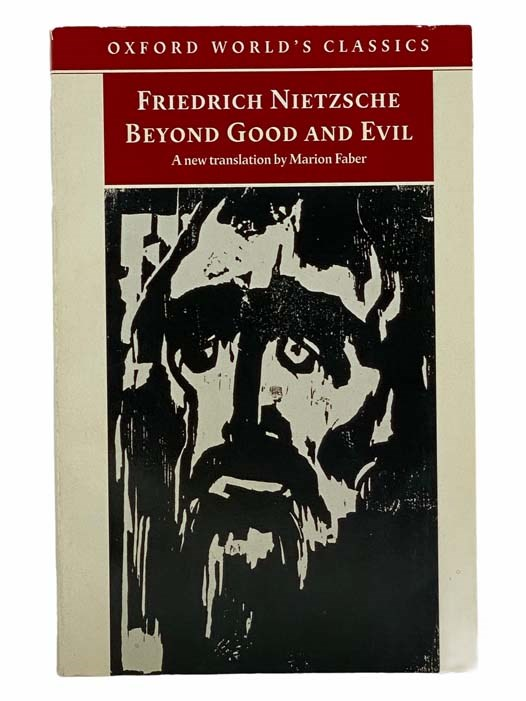 Image for Beyond Good and Evil: Prelude to a Philosophy of the Future (Oxford World's Classics)
