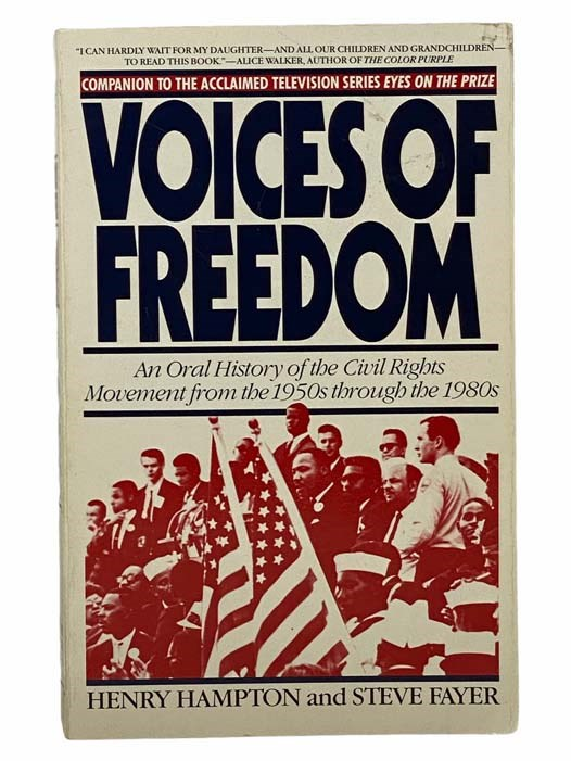 Image for Voices of Freedom: An Oral History of the Civil Rights Movement from the 1950s through the 1980s