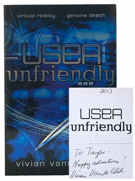 Image for User Unfriendly