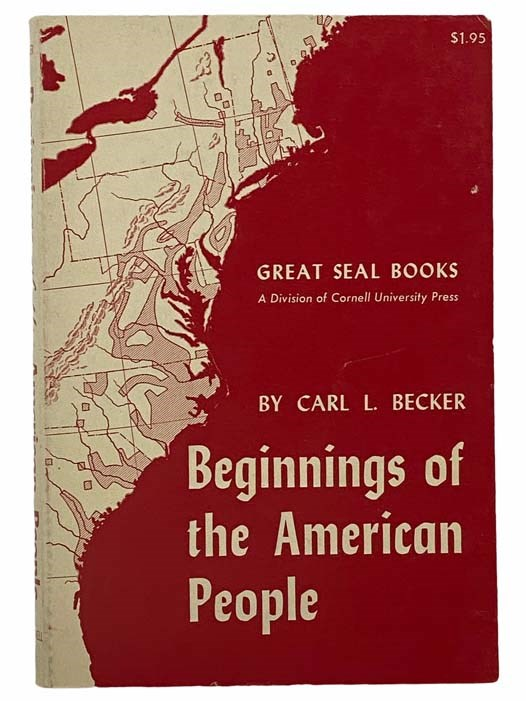 Image for Beginnings of the American People (Great Seal Books)
