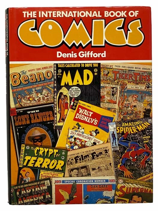 Image for The International Book of Comics