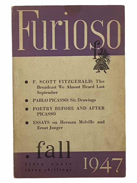 Image for Furioso, Fall 1947, Vol. III, No. I [Volume 3, Number 1]