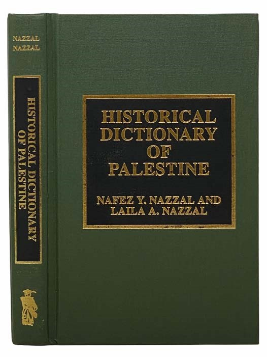 Image for Historical Dictionary of Palestine (Asian/Oceanian Historical Dictionaries, No. 23)