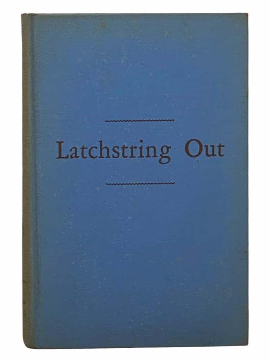 Image for Latchstring Out