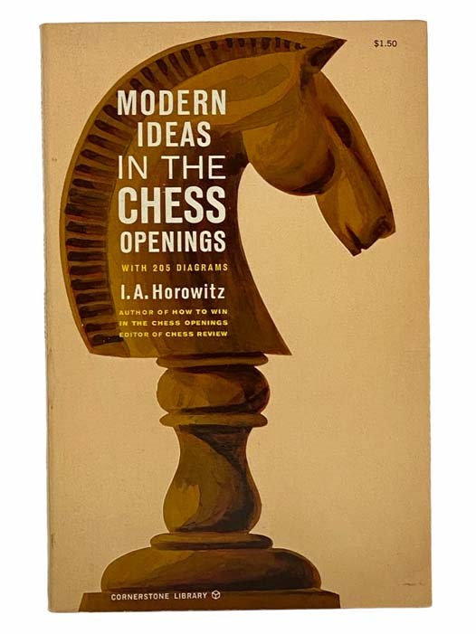 Image for Modern Ideas in the Chess Openings