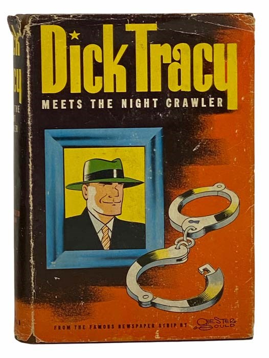 Image for Dick Tracy Meets the Night Crawler (Authorized Edition) (Whitman 2310)