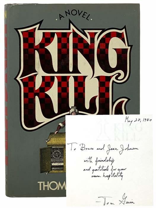 Image for KingKill: A Novel [King Kill]