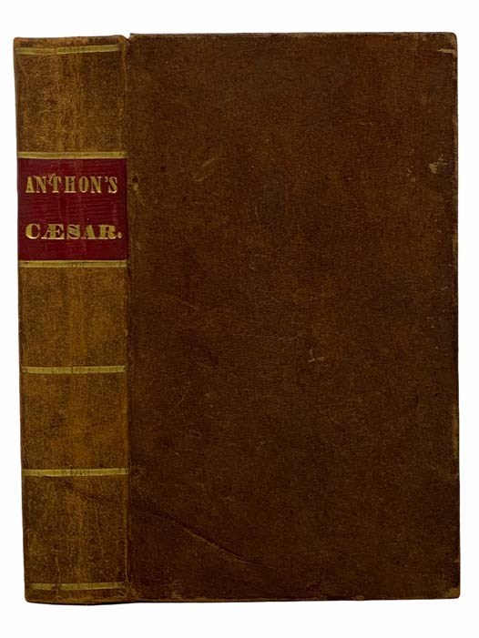 Image for Caesar's Commentaries on the Gallic War; and the First Book of the Greek Paraphrase; with English Notes, Critical and Explanatory, Plans of Battles, Sieges, Etc., and Historical, Geographical, and Archaeological Indexes