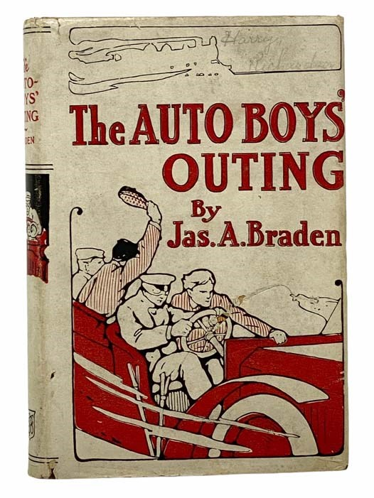 Image for The Auto Boys' Outing
