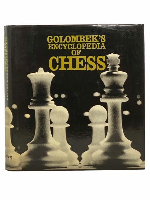 Image for Golombek's Encyclopedia of Chess