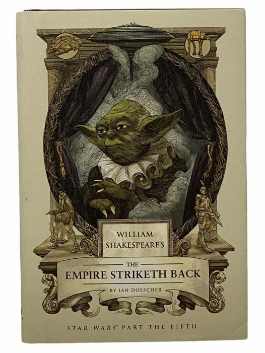 Image for William Shakespeare's The Empire Striketh Back