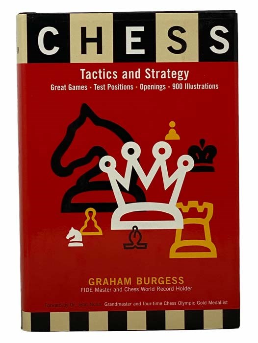 Image for Chess: Tactics and Strategy