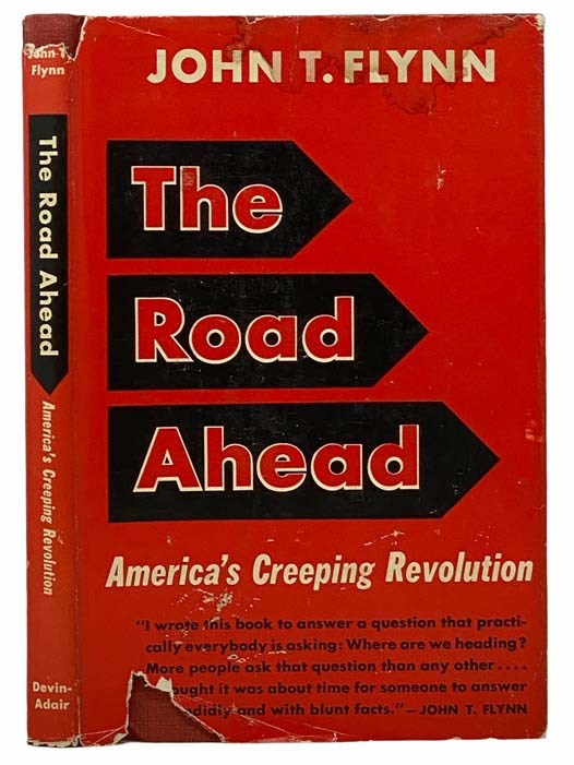 Image for The Road Ahead: America's Creeping Revolution