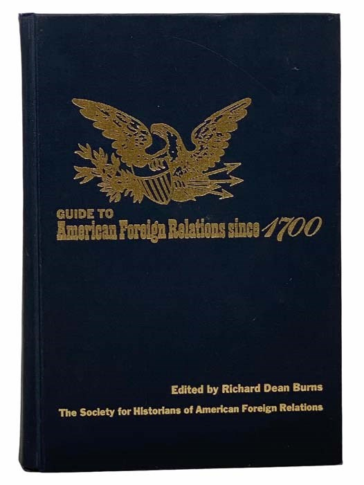 Image for Guide to American Foreign Relations Since 1700