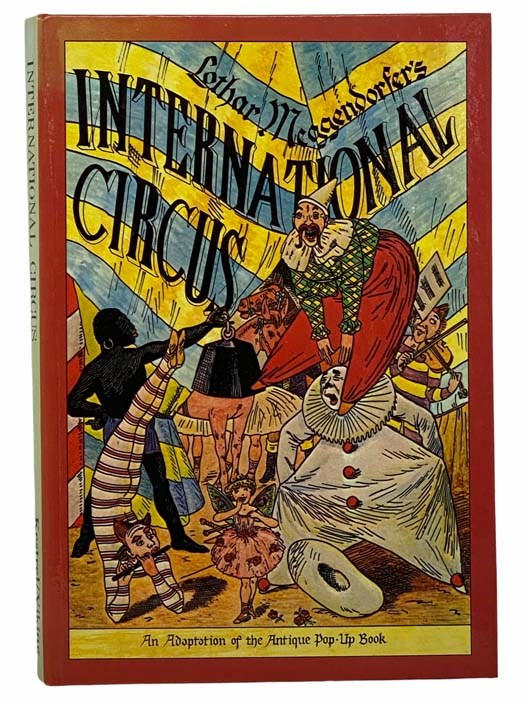 Image for Lothar Meggendorfer's International Circus: An Adaptation of the Antique Pop-Up Book