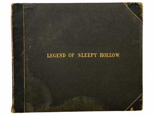 Image for Illustrations of the Legend of Sleepy Hollow