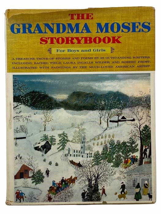 Image for The Grandma Moses Storybook [Story Book]
