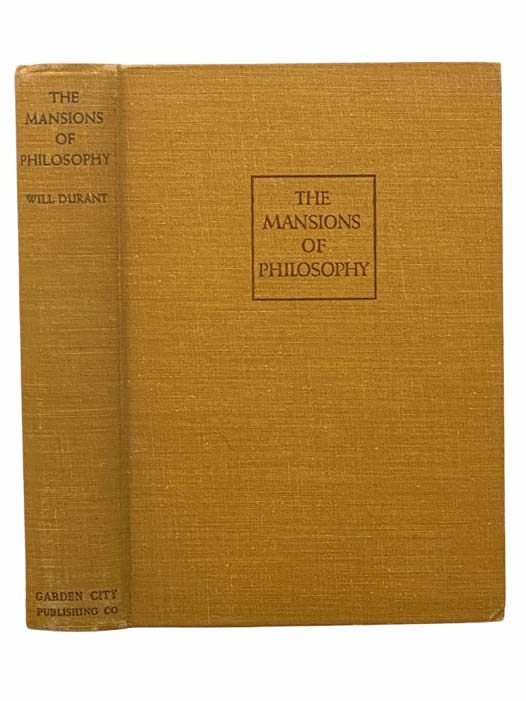 Image for The Mansions of Philosophy: A Survey of Human Life and Destiny