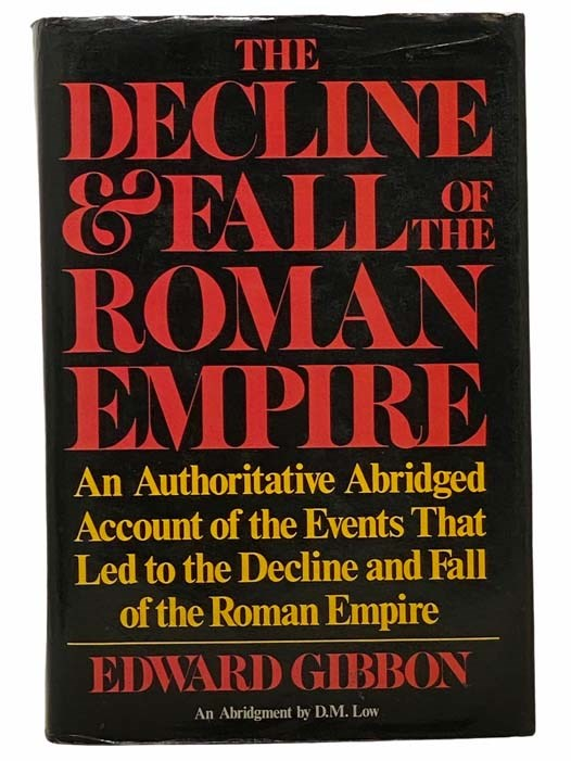 Image for The Decline and Fall of the Roman Empire (A One-Volume Abridgment)