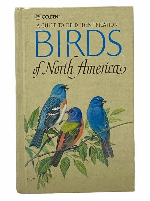 Image for Birds of North America: A Guide to Field Identification (A Golden Field Guide)