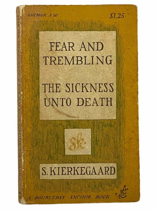 Image for Fear and Trembling and the Sickness Unto Death