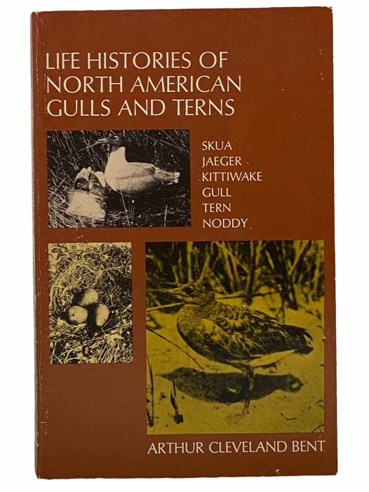 Image for Life Histories of North American Gulls and Terns: Skua; Jaeger; Kittiwake; Gull; Tern; Noddy (Dover Books on Birds)