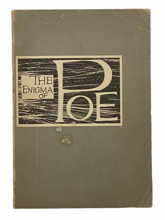 Image for The Enigma of Poe