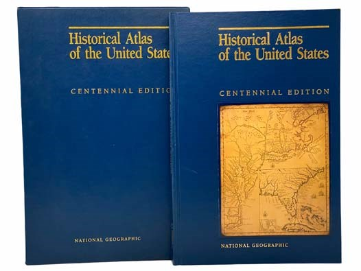 Image for Historical Atlas of the United States [with] Guide Maps to U.S. History (Centennial Edition)