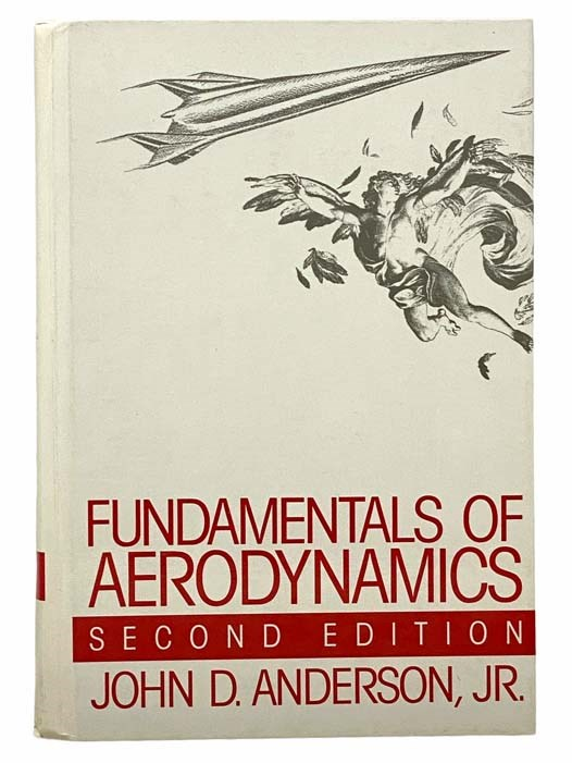 Image for Fundamentals of Aerodynamics (McGraw-Hill Series in Aeronautical and Aerospace Engineering)