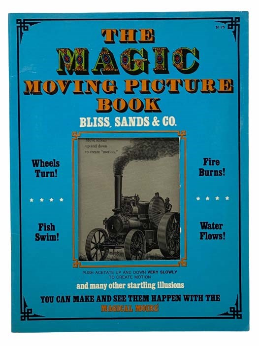 Image for The Magic Moving Picture Book