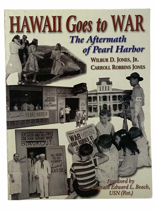 Image for Hawaii Goes to War: The Aftermath of Pearl Harbor [Hawai'i]