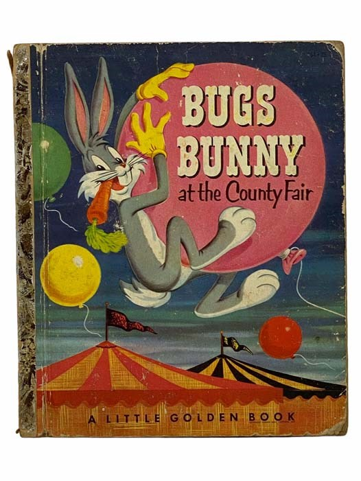 Image for Bugs Bunny at the County Fair (A Little Golden Book)