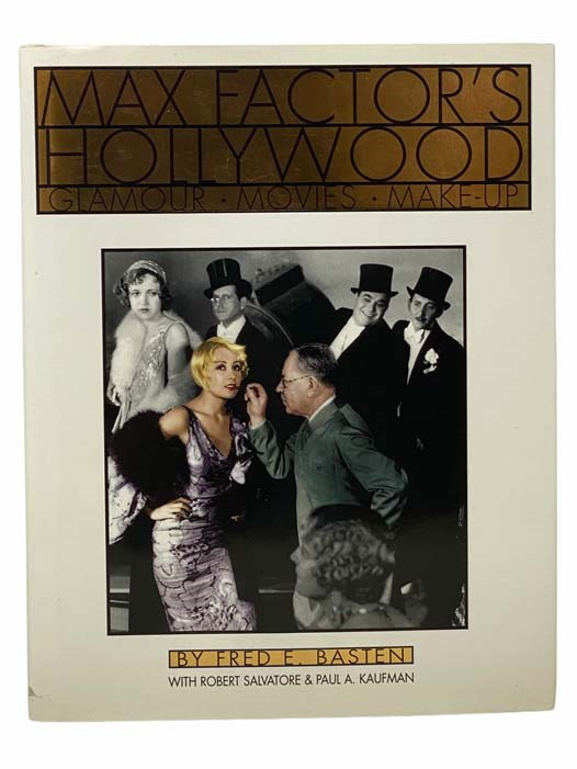 Image for Max Factor's Hollywood: Glamour, Movies, Make-Up