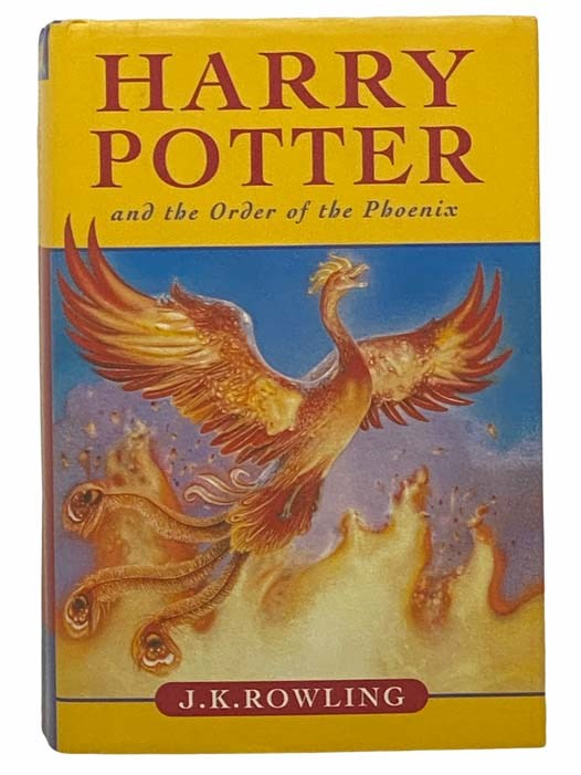 Image for Harry Potter and the Order of the Phoenix (Year 5 at Hogwarts)