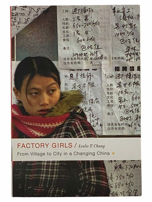 Image for Factory Girls: From Village to City in a Changing China