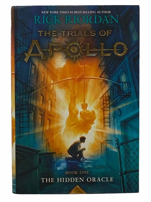 Image for The Hidden Oracle (The Trials of Apollo No. 1)