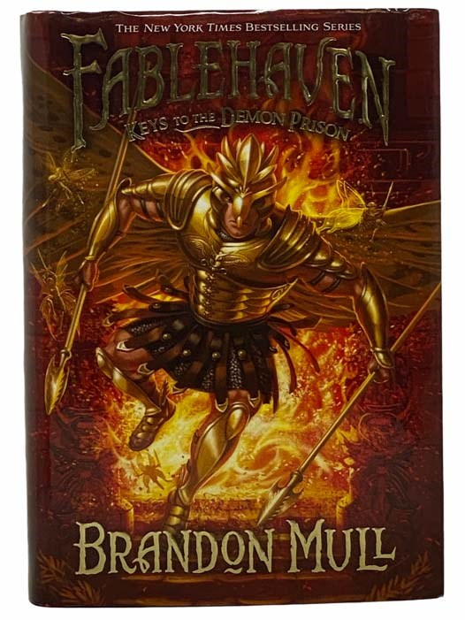Image for Keys to the Demon Prison (Fablehaven No. 5)