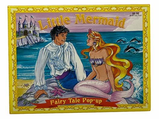 Image for Little Mermaid (Fairy Tale Pop-Up Book)