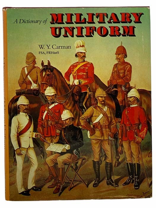 Image for A Dictionary of Military Uniform