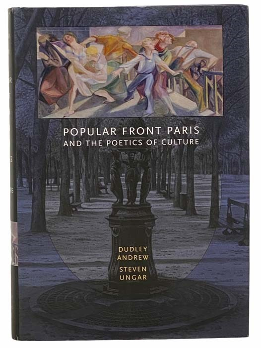 Image for Popular Front Paris and the Poetics of Culture