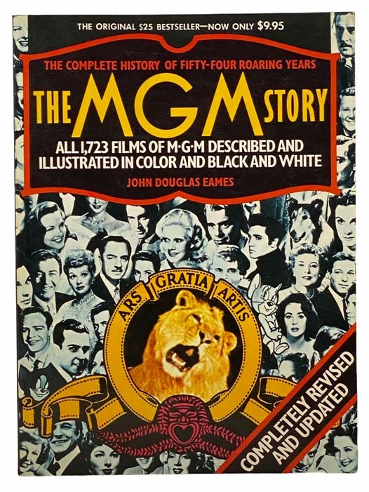 Image for The MGM Story: The Complete History of Fifty-Four Roaring Years