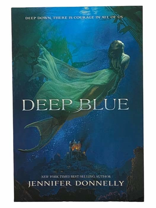 Image for Deep Blue (Waterfire No. 1)