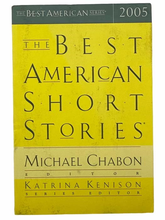 Image for The Best American Short Stories 2005