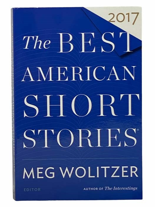 Image for The Best American Short Stories 2017