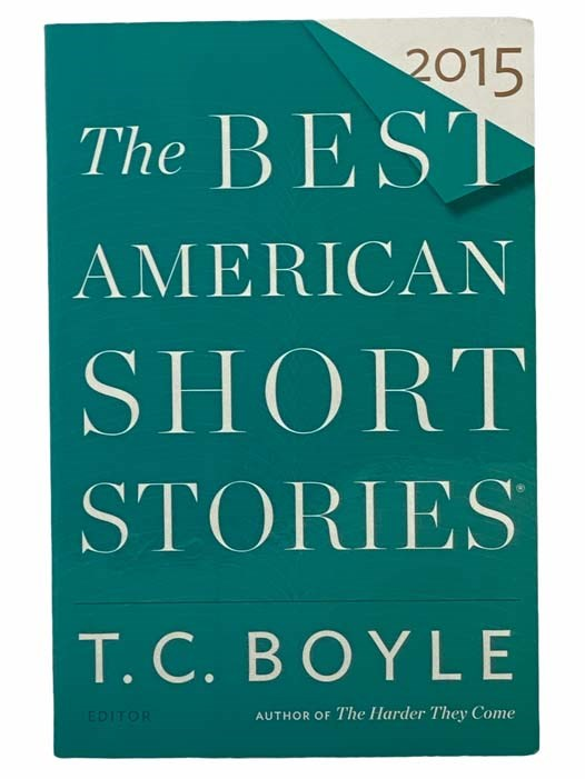 Image for The Best American Short Stories 2015
