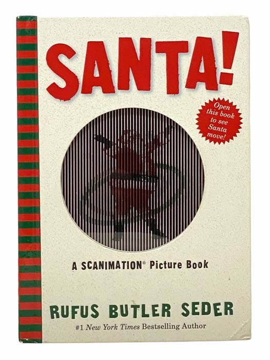 Image for Santa! A Scanimation Picture Book