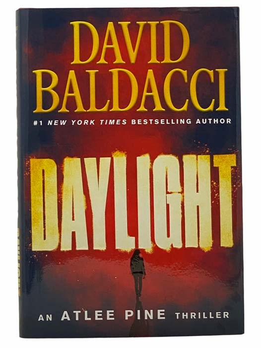 Image for Daylight: An Atlee Pine Thriller