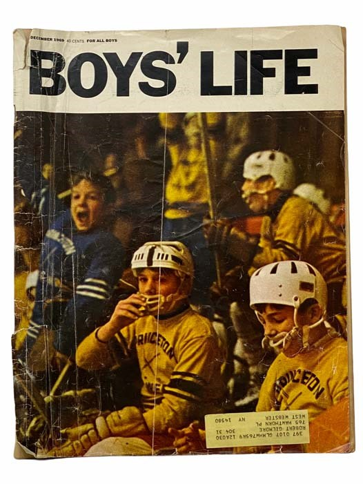 Image for Boys' Life, December, 1969, Vol. LIX, No. 12